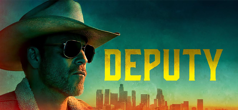 Deputy Season 1 tv series Poster