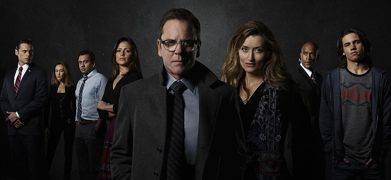 Designated Survivor Season 1 tv series Poster