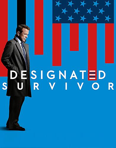 Designated Survivor Season 1 Poster