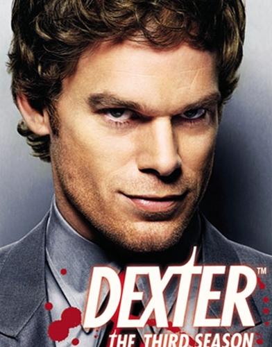 Dexter season 3 poster