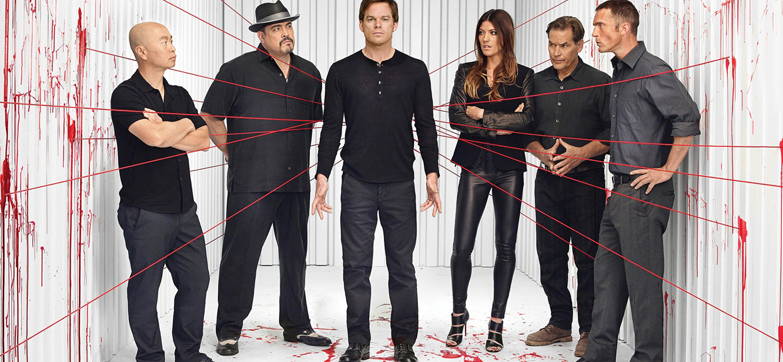 Dexter Season 1 tv series Poster