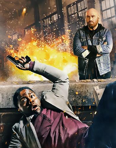 Die Hart season 1 poster