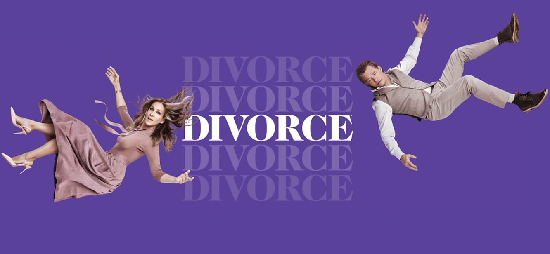 Divorce Season 3 tv series Poster