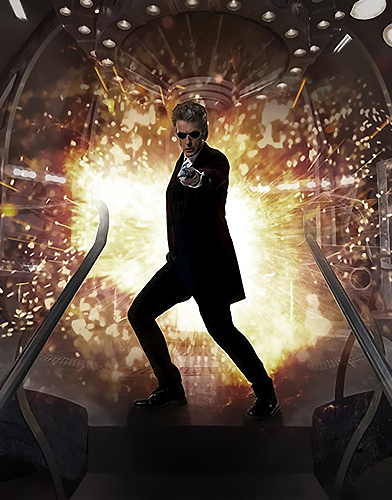 Doctor Who season 10 Poster