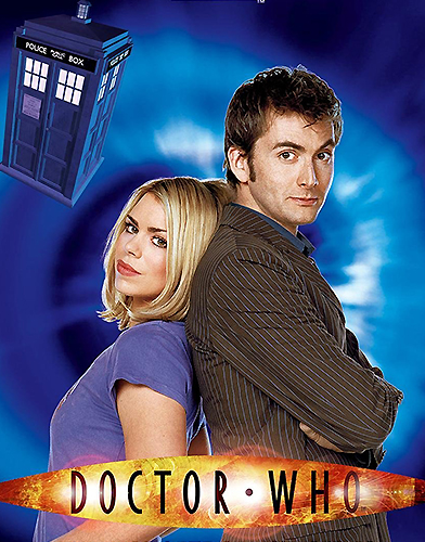 Doctor Who season 2 Poster