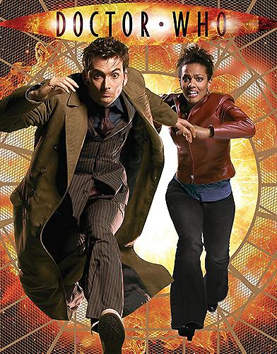 Doctor Who season 3 Poster