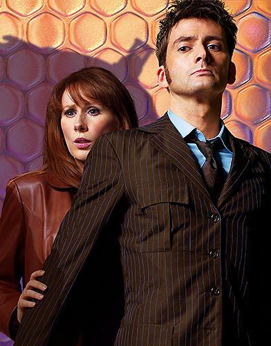 Doctor Who season 4 aPoster
