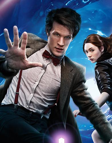 Doctor Who season 5 Poster