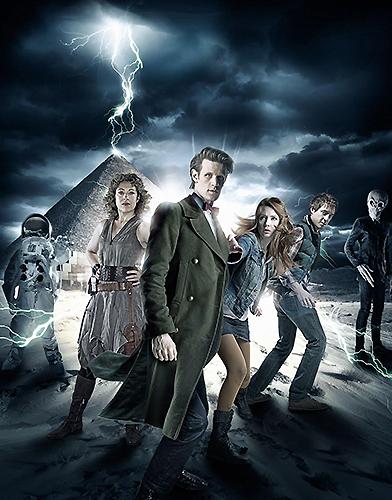 Doctor Who season 6 Poster