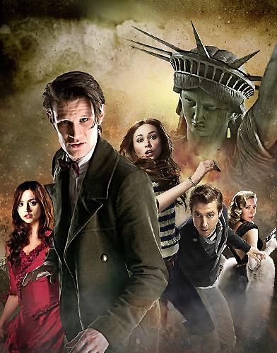 Doctor Who season 7 Poster