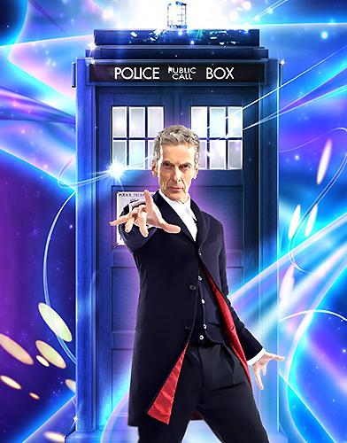 Doctor Who season 8 Poster