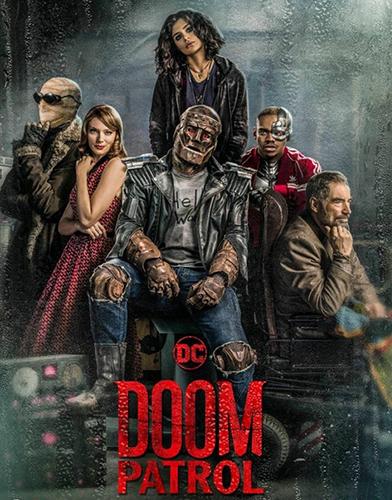 Doom Patrol season 1 poster