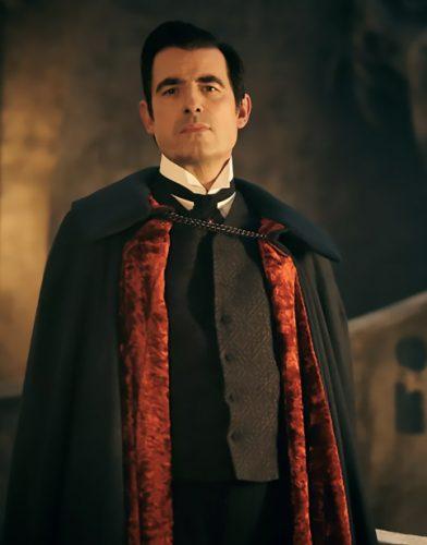 Dracula tv series poster