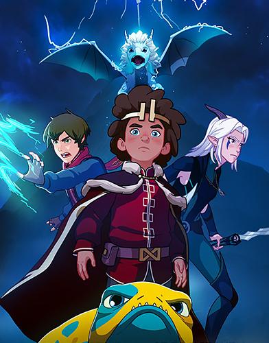 The Dragon Prince Season 3 poster