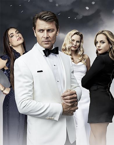 Dynasty season 2 poster