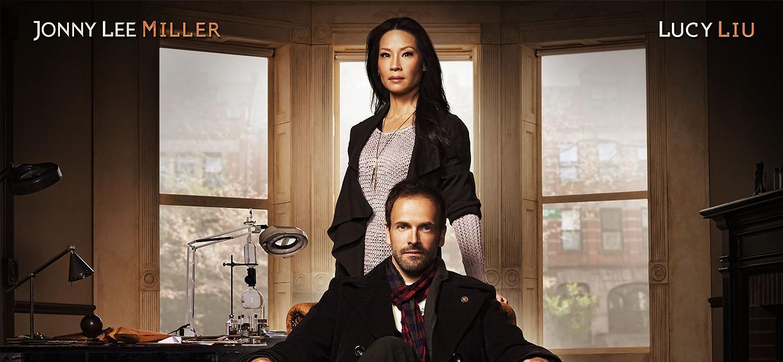 Elementary Season 1 tv series Poster