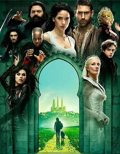Emerald City Season 1 poster