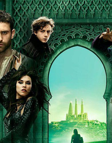 Emerald city tv series poster