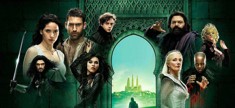 Emerald City Season 1 tv series Poster