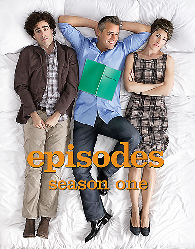 Episodes season 1 poster