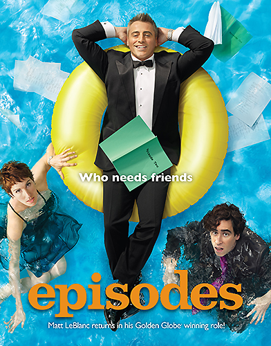Episodes Season 2 poster