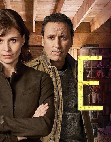 Evil tv series poster