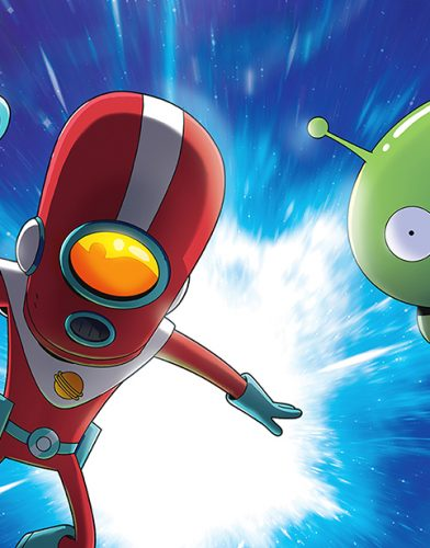 Final Space tv series poster