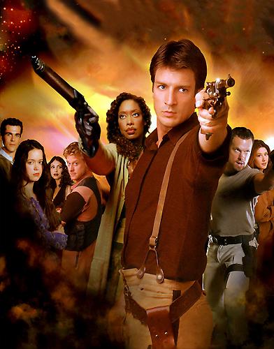 Firefly season 1 Poster