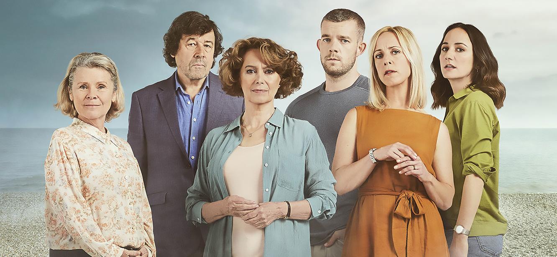 Flesh and Blood Season 1 tv series Poster