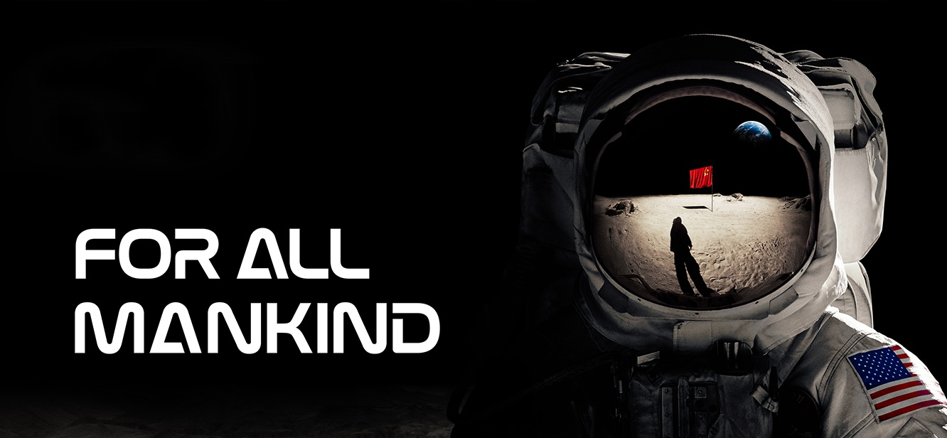 For All Mankind Season 1 tv series Poster