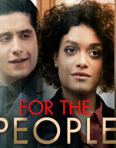 For the people tv series poster