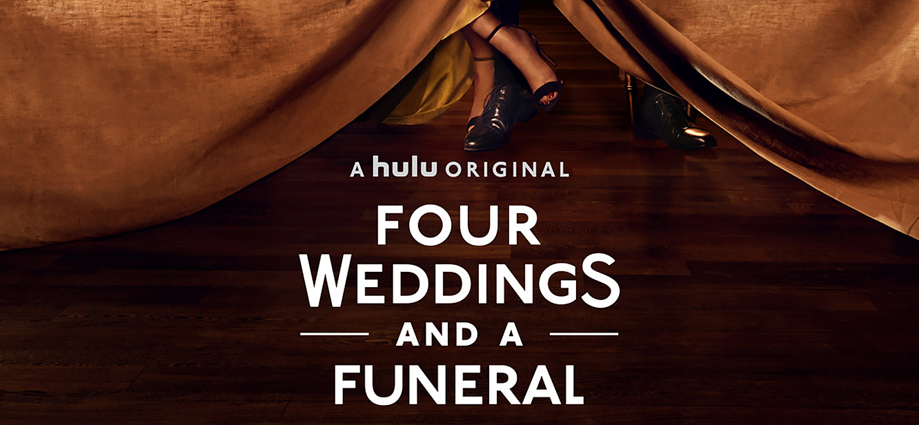 Four Weddings and a Funeral Season 1 tv series Poster