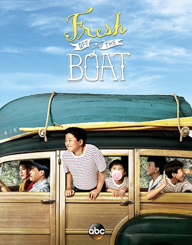 Fresh off the boat season 3 poster