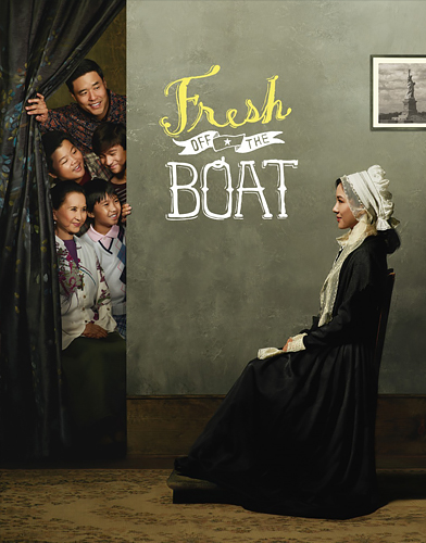 Fresh Off the Boat Season 4 poster