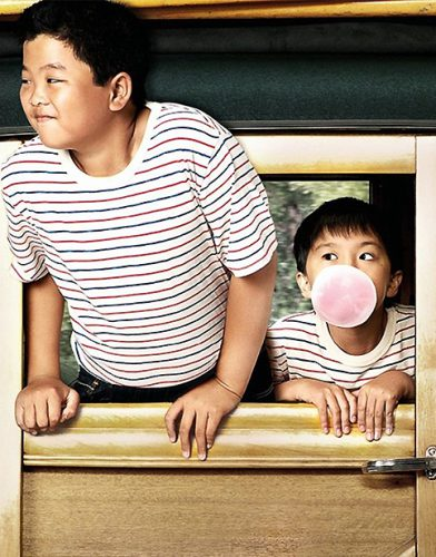 Fresh Off the Boat tv series poster