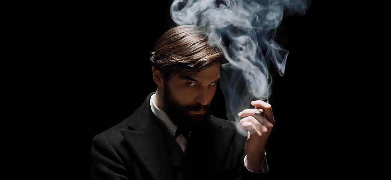 Freud Season 1 tv series Poster
