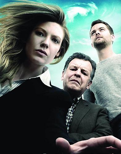 Fringe season 1 Poster