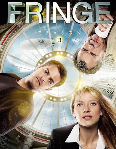 Fringe  Season 3 poster