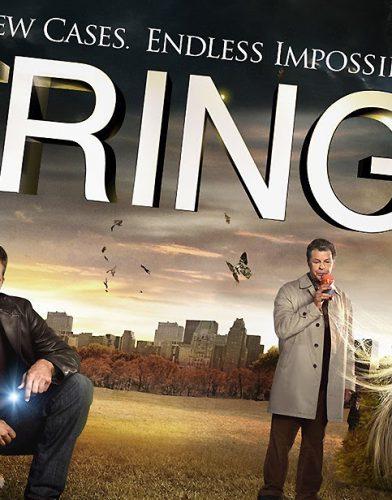 Fringe tv series poster