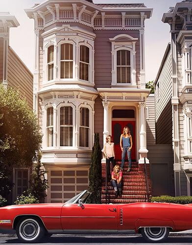 Fuller House season 4 poster