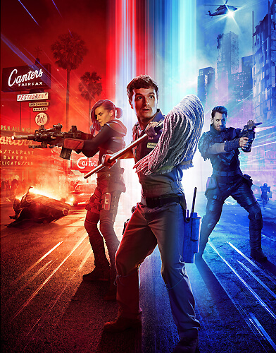 Future Man Season 2 poster