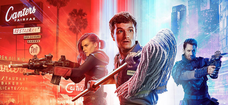 Future Man Season 1 tv series Poster