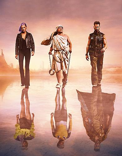 Future Man Season 3 poster