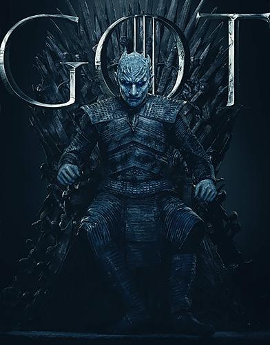 GOT season 8 poster