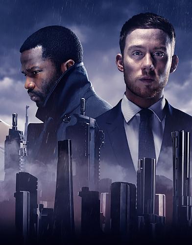Gangs of London Season 1 poster