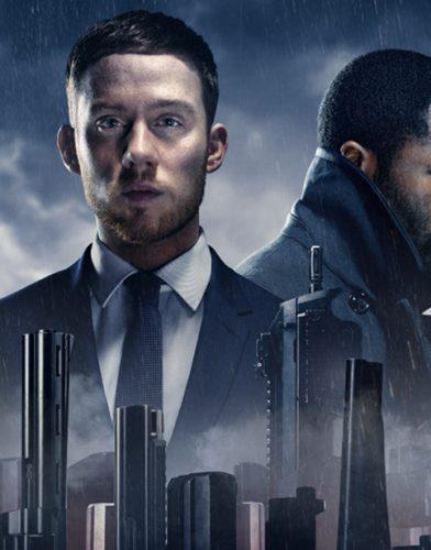Gangs of London tv series poster
