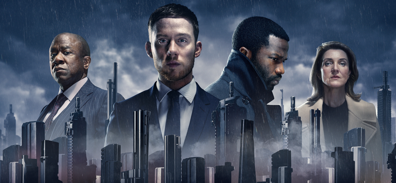 Gangs of London Season 1 tv series Poster