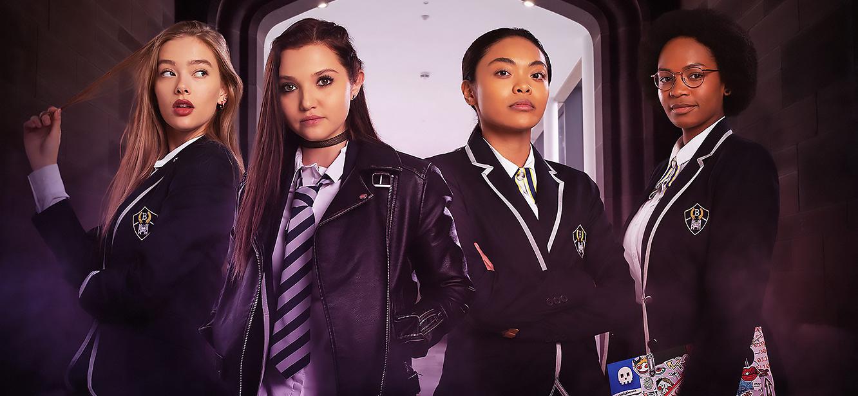Get Even Season 1 tv series Poster