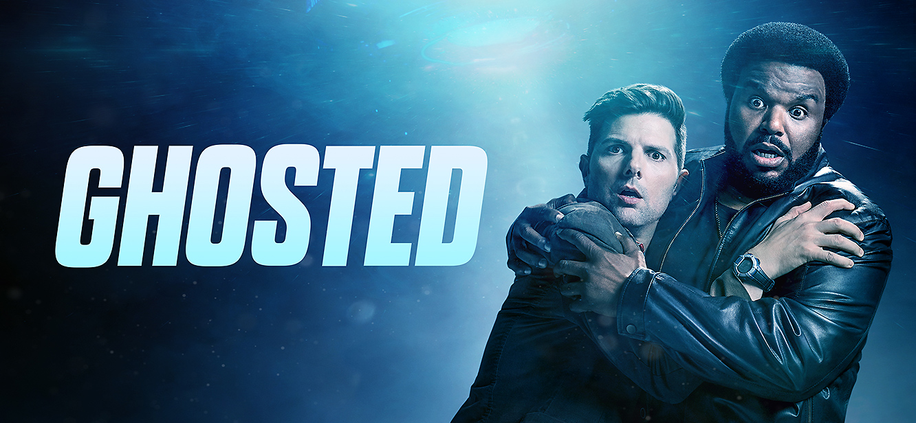 Ghosted Season 1 tv series Poster