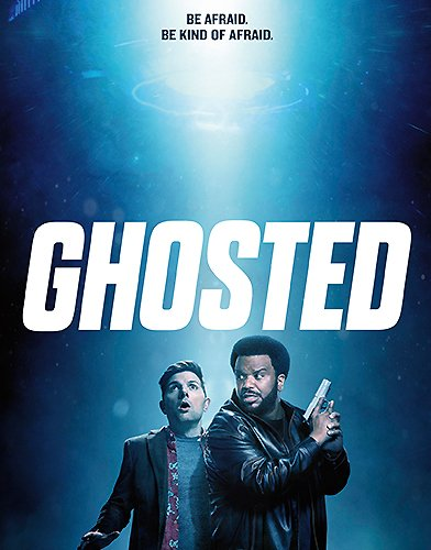 Ghosted Season 1 poster